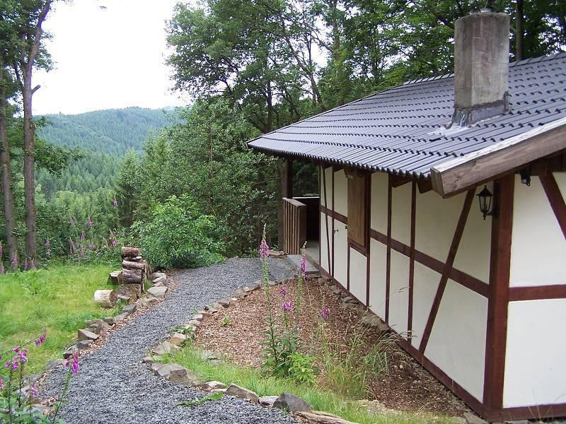 Jagdhtte Wald Amp Holz